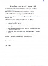 Příloha 4A - zpráva inventární komise